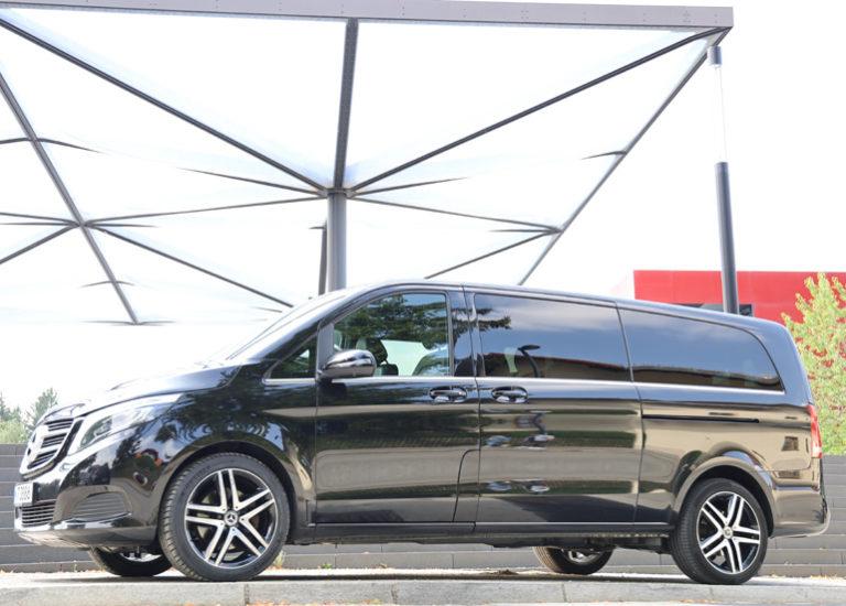 Chauffeur Service München Van Mercedes-Benz V-Klasse